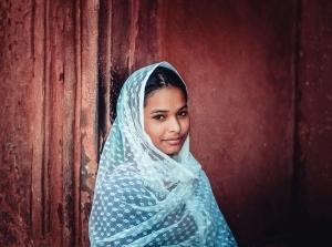 Обработка портрета в Adobe Lightroom | Ретушь портретов | Урок #200719