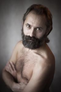 Обработка мужского портрета в Photoshop. | Валентина Щербакова | Ретушь портретов | Урок #200717