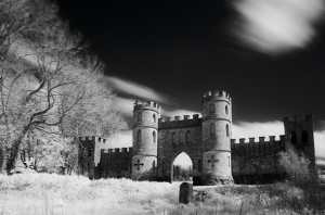 Инфракрасное фото: как снимать мистические кадры |  INSPIDER | Съёмка пейзажей | Урок #200730