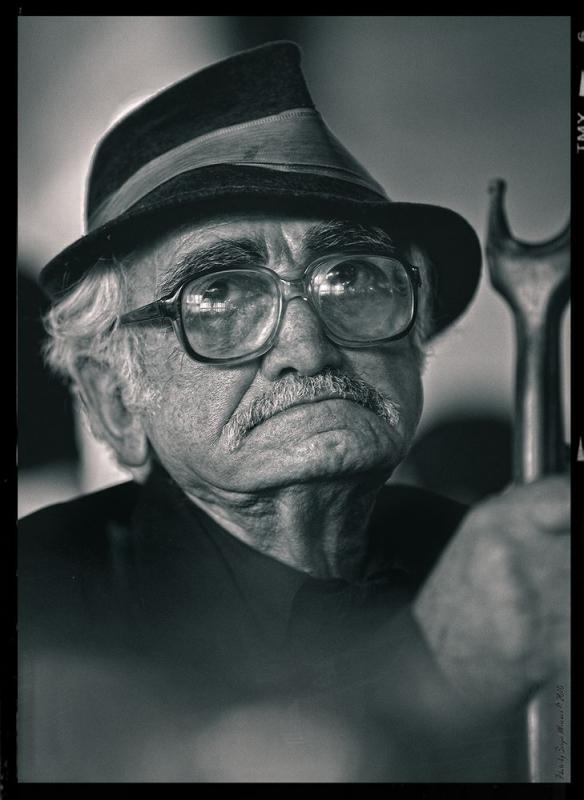 Абхазский старик