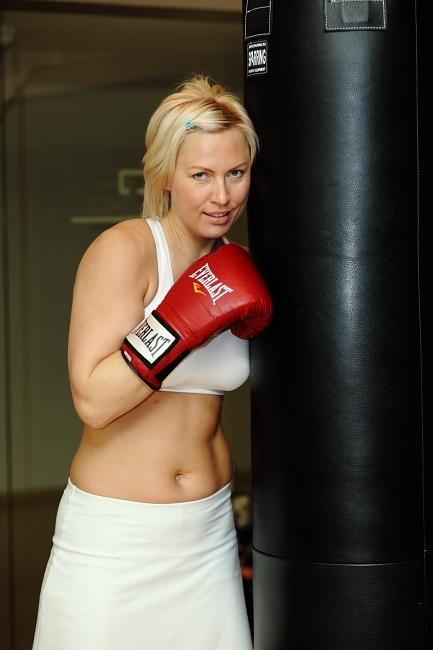 что вышла чемпионка по боксу россиянка рагозина фото может быть