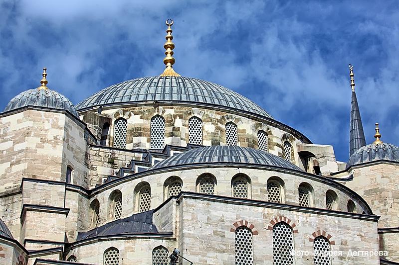 Мечеть Ахмедие