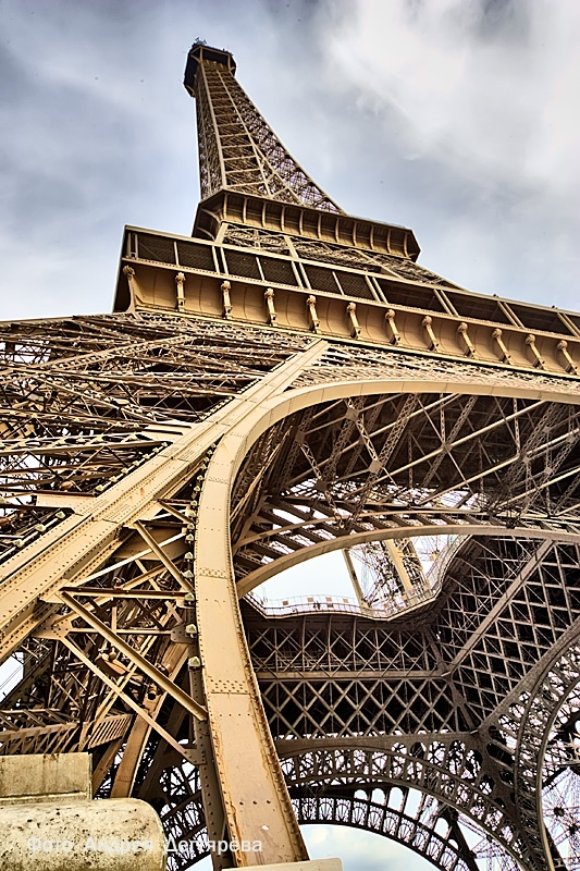 Эфилева Башня, Париж