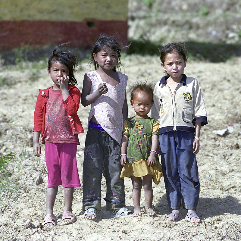 Дети Непала | Александр Глазков | Фотография #12854