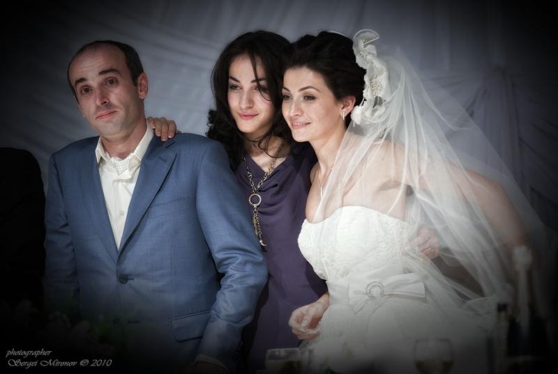Абхазская свадьба.