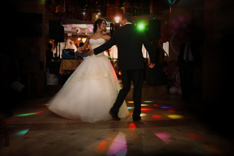 1 танец жениха и невесты