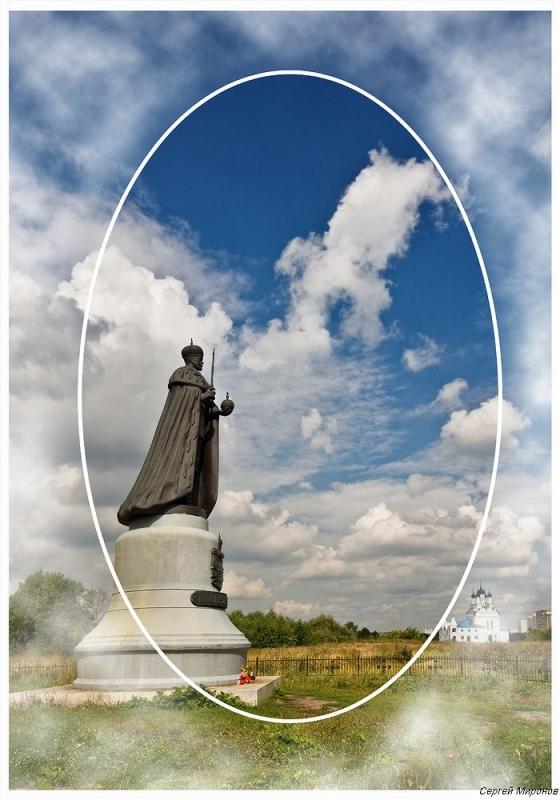 мой любимый храм и памятник Николаю II