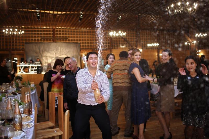 От души! (абхазская свадьба)