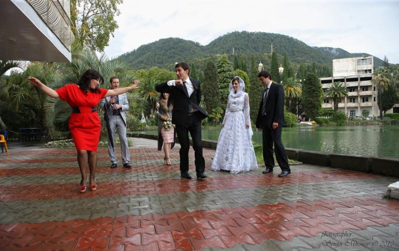 Абхазская свадьба