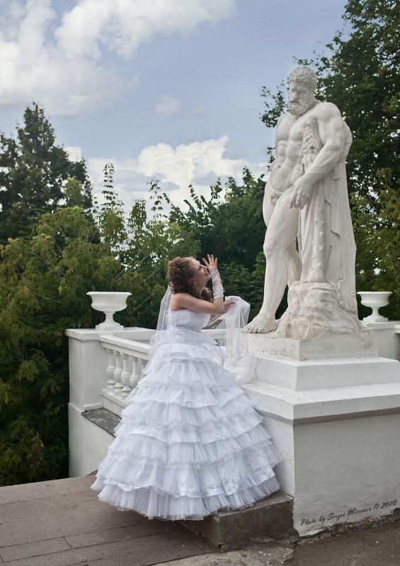 Геракл и невеста ... (сравнительный анализ глазами новобрачной)...