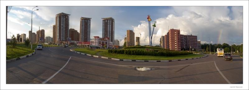 Мой город - Мытищи