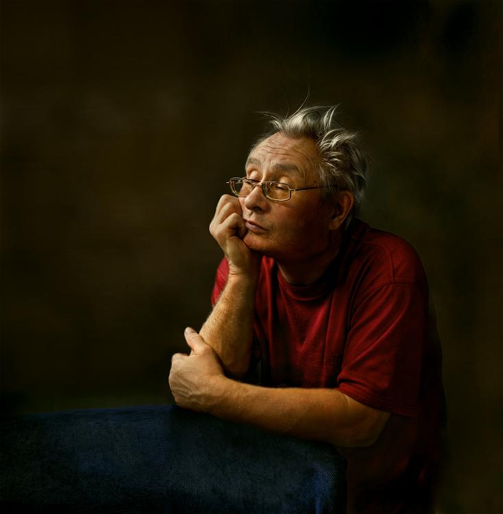 Старик........ | Михаил Чепелов | Фотография #22297
