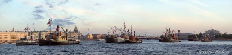 Парад пароходов