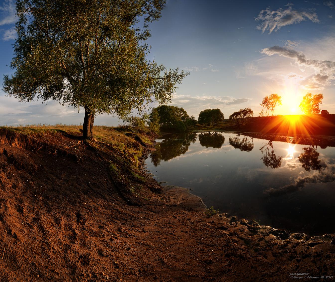 закат | Природа | Фотография #31316
