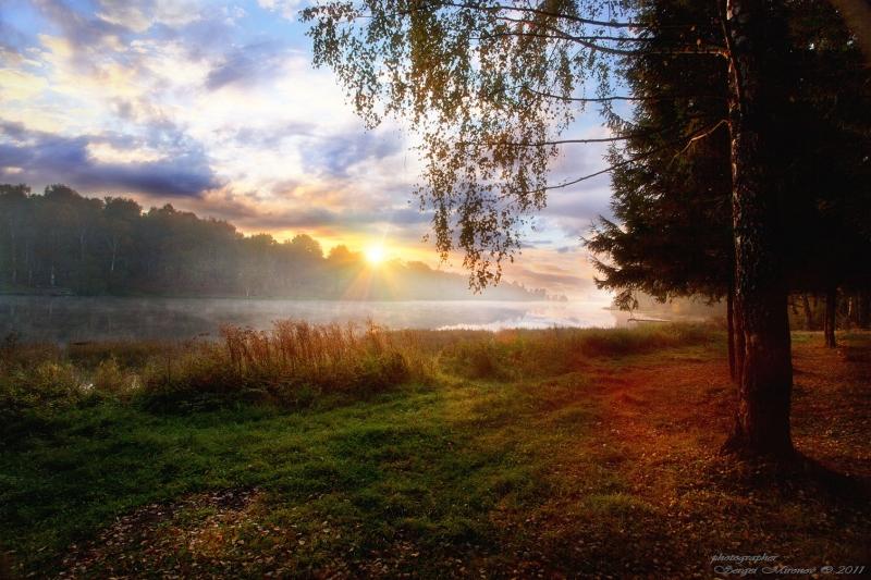 Дубрава - Пироговское водохранилище