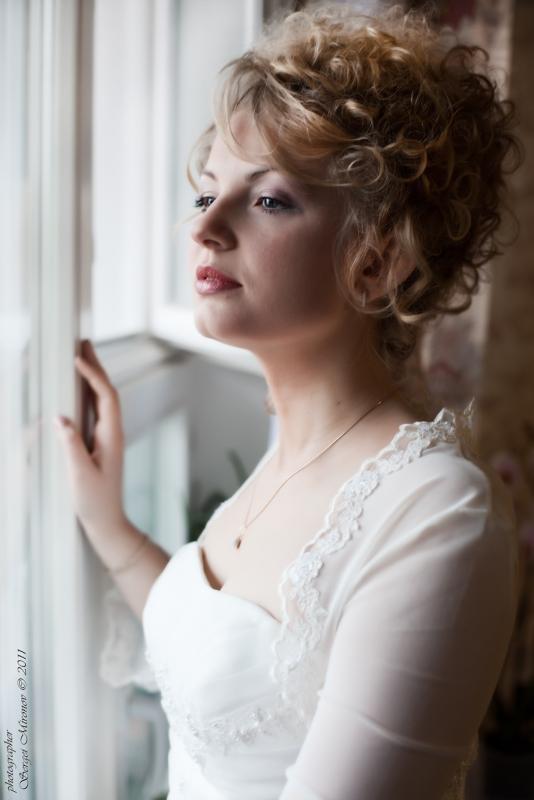 Невеста. Ожидание.