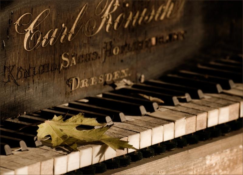 старый рояль