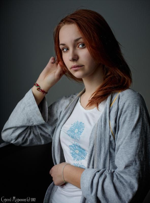 Маша Миронова