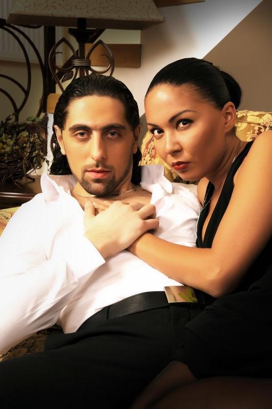 Рауль и Полина