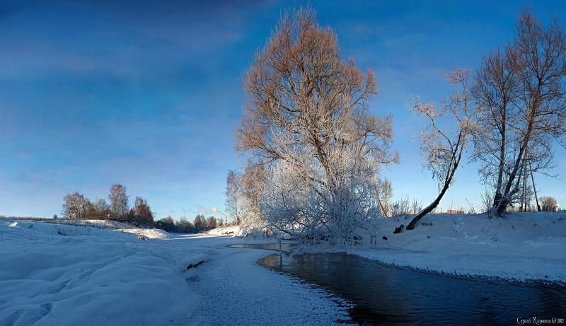 река Уча