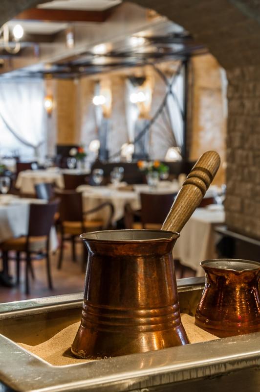 """Ресторан """"Аджабсандал"""""""