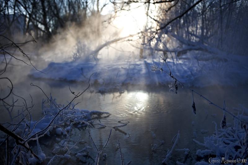 Зимняя прогулка1