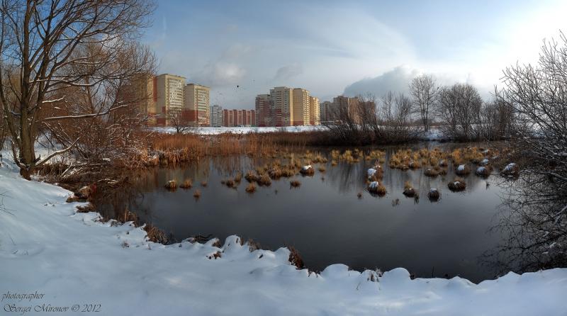 Река Суромка