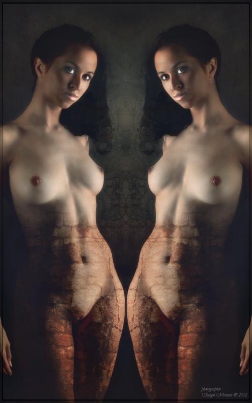 фантазия зеркальности...