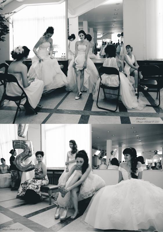 парад невест в г.Королев М.О.