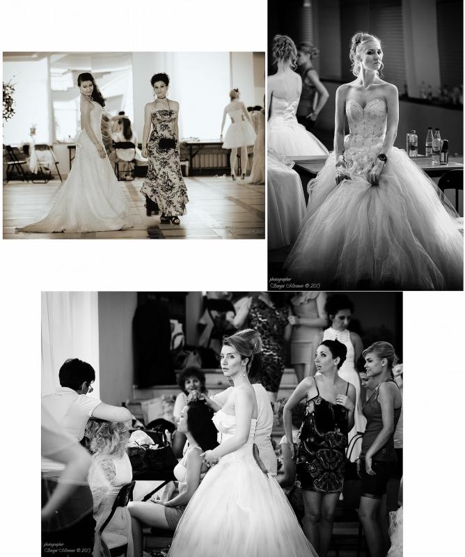 парад невест в г. Королев, М.О.