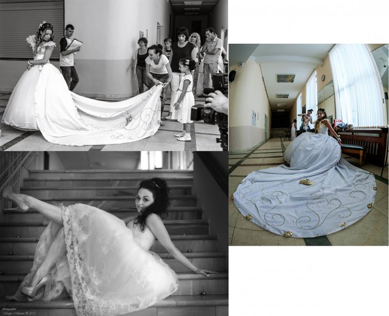 парад невест в г. Королёв М.О.