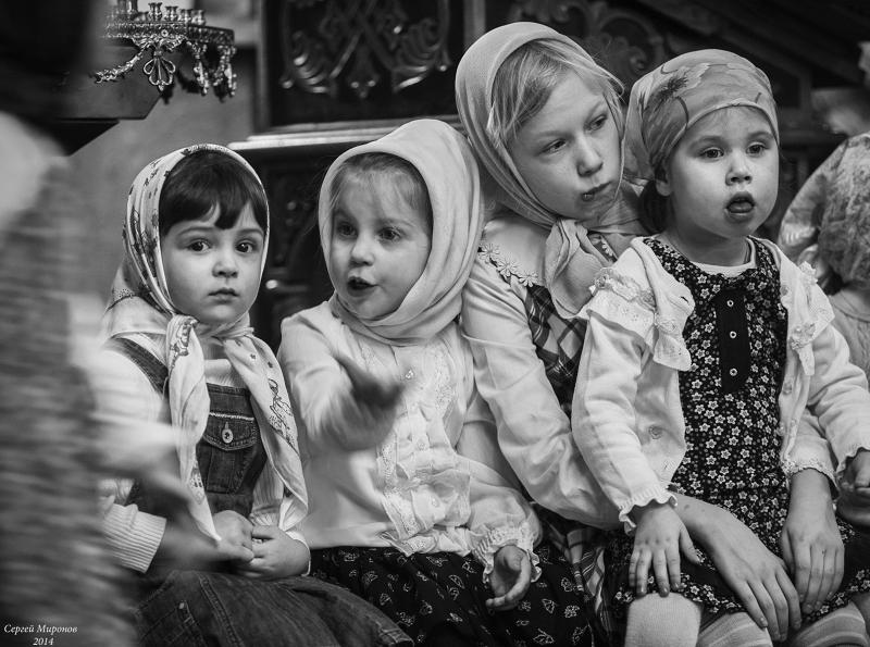 эмоции на Рождественском представлении