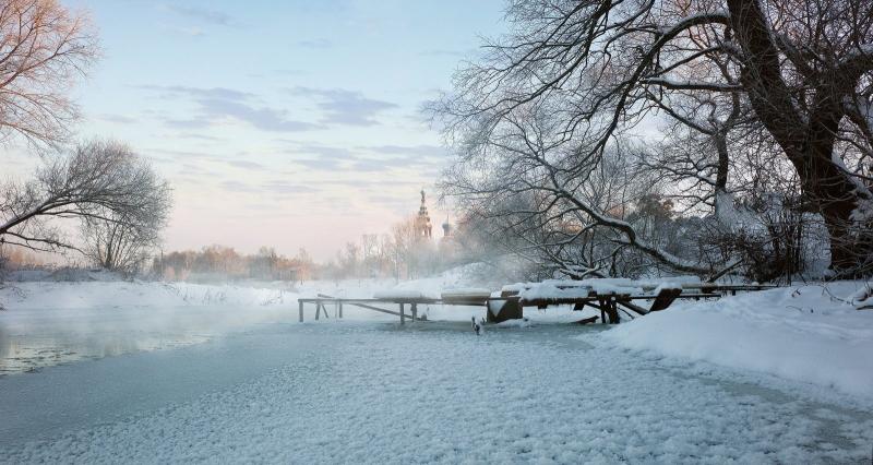 Храм Покрова Пресвятой Богородицы,  в селе Тарасовской (Московская область)