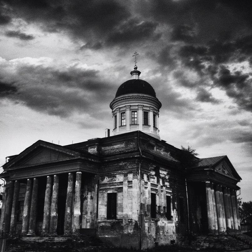Мрак в цвете | Религия | Фотография #134779