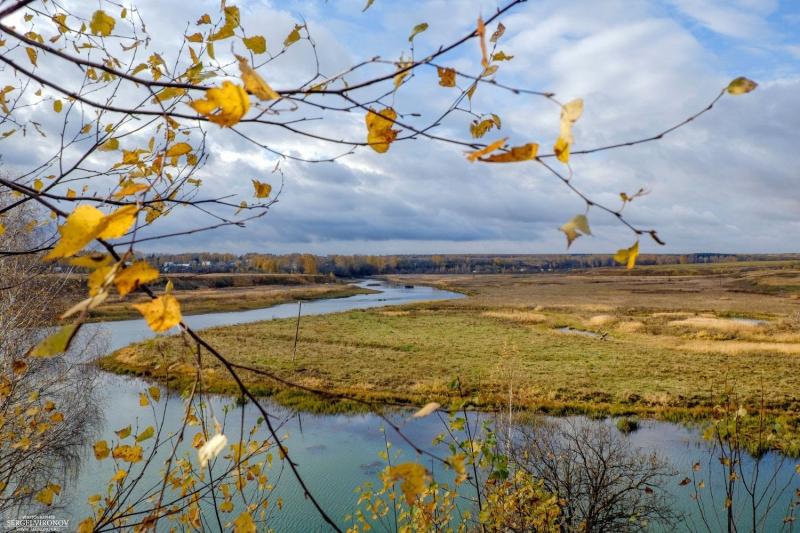 река Нерехта, Костромская область
