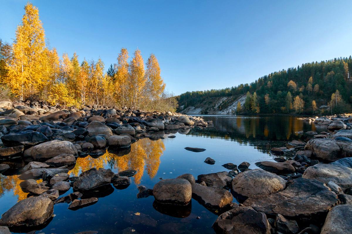 Осень золотая   Наталья Севастьянова   Природа   Фотография #144656