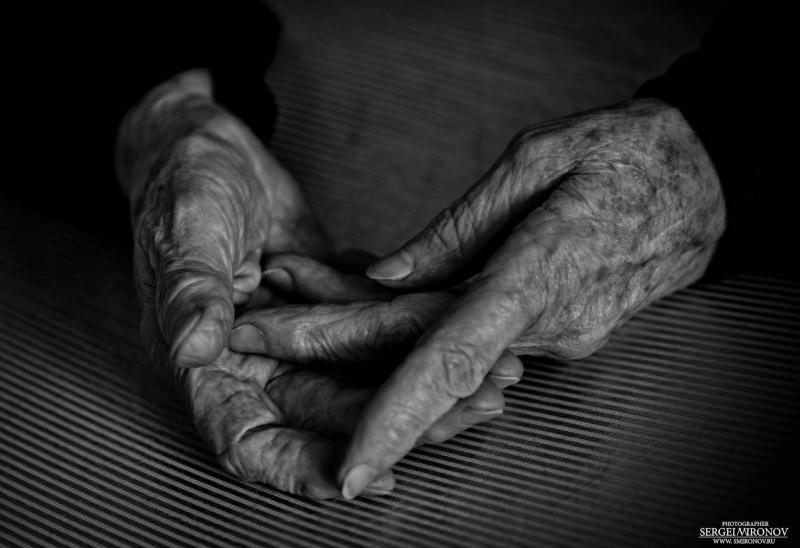 """Жизнь… (из серии """"дом престарелых"""")"""