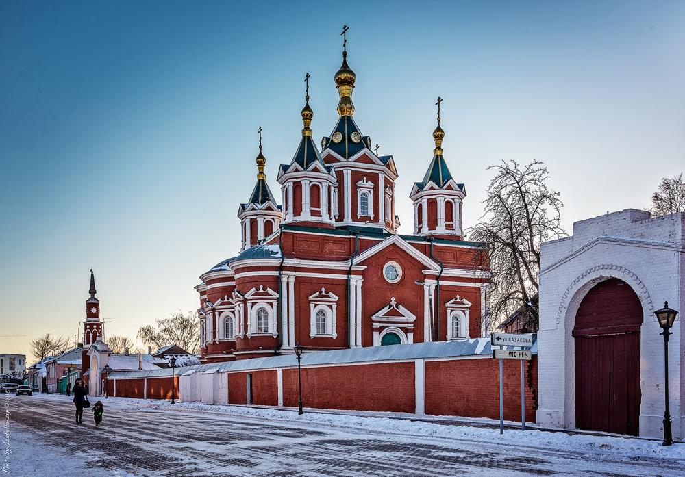 Коломенский кремль | Изабелла Зубкова | Фотография #154153