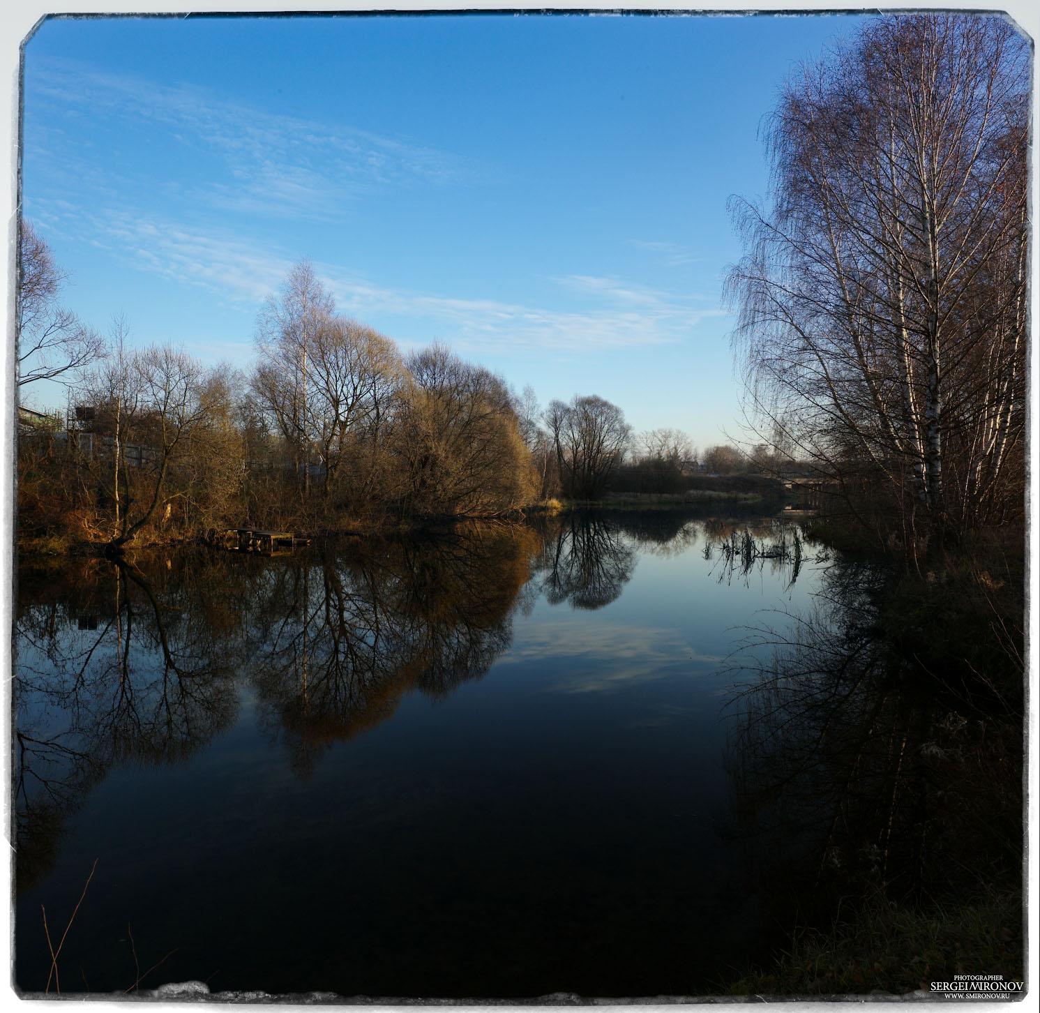 река Клязьма | Природа | Фотография #158877