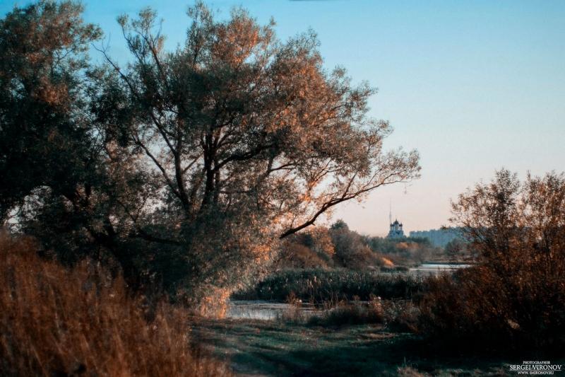 река Сукромка