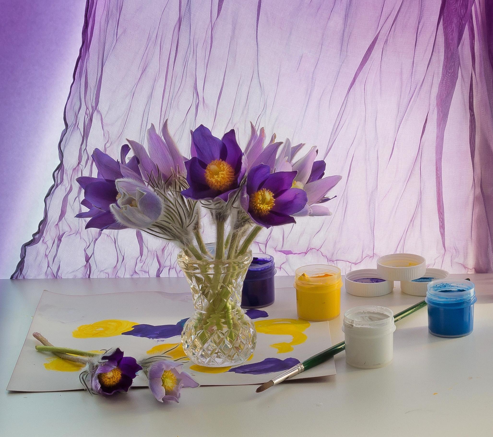 Я рисую весну для тебя.... | Натюрморт | Фотография #161669