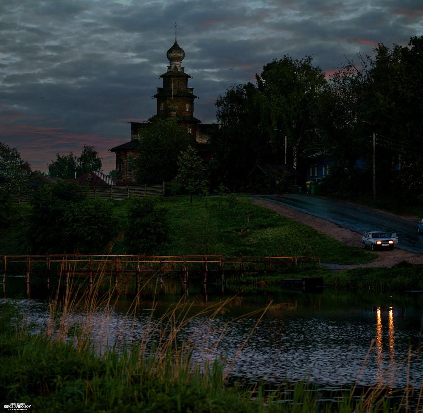 Суздаль на закате | Сергей Миронов | Религия | Фотография #161716