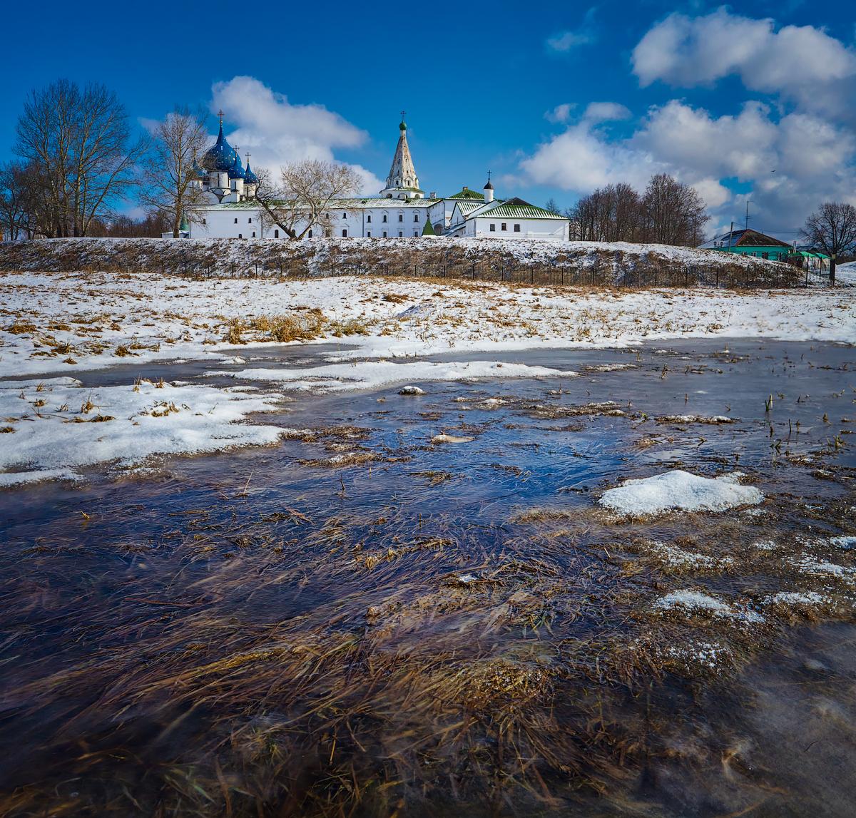 В Суздаль пришла весна | Природа | Фотография #200533