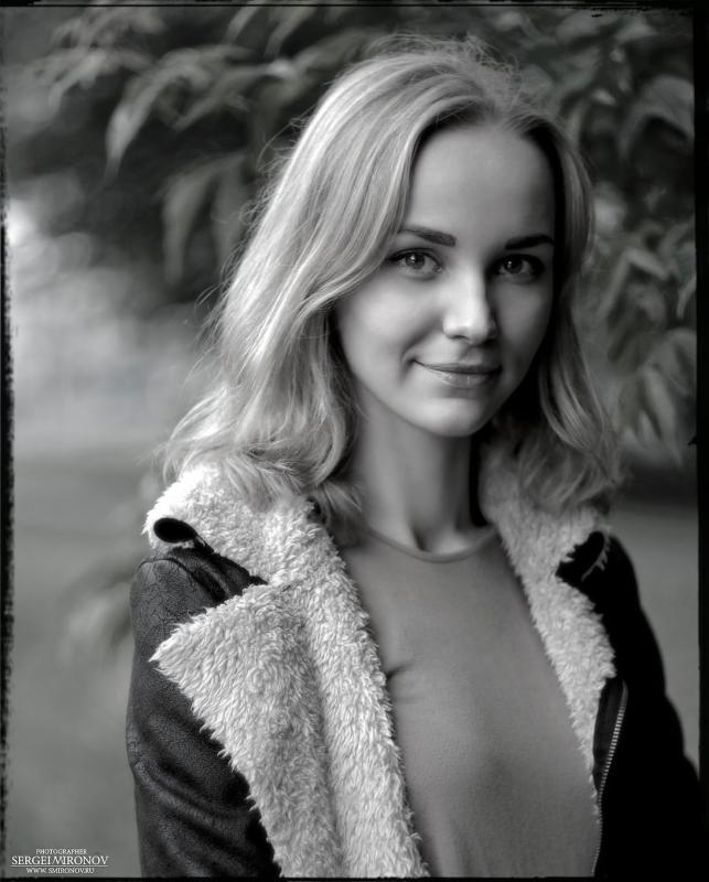портрет Марии
