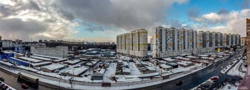 г. Мытищи 2020 г. ул. Белобородова