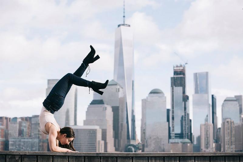 Melika Dez: красота уличного танца |  INSPIDER | Статья | Текст #203487