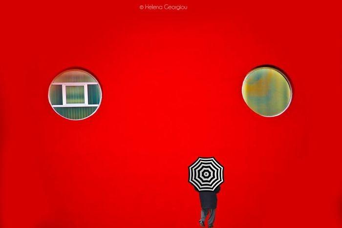 Helena Georgiou: идеальная игра формы и тени в создании минималистических картин |  INSPIDER | Статья | Текст #203896