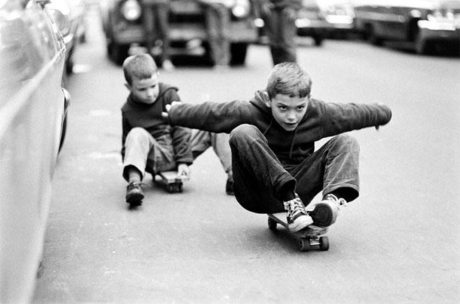 Потрясающие черно-белые фотографии скейтбординга в 1960-е годы | Статья | Текст #204960