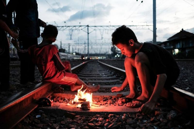 Vytautas Jankulskas: быт в трущобах Джакарты | Статья | Текст #208659