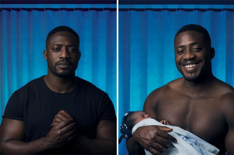 Tom Oldham: Мужчины до и после рождения их детей. |  INSPIDER | Статья | Текст #208854